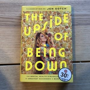 The upside of Being Down Book *new*